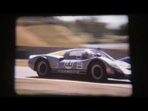 1972 Lake Afton SCCA Car Races